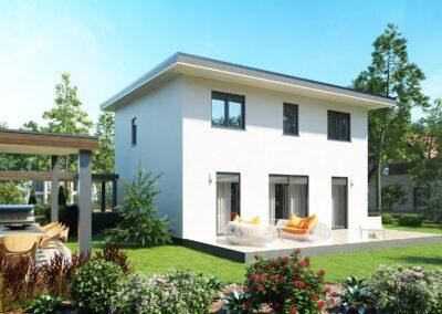 Massivhaus Spree FH 136 Pultdach 04 e1595856724339